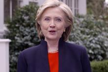 【原创】希拉里竞选总统告诉中国女人什么?